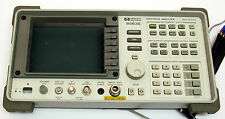HP Agilent Front Panel 8563E + 08562-60140 60190 keyboard completed