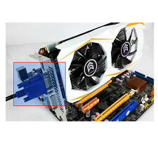 New GTX550TI 1GB 1024MB Video Graphics Card 4000 MHz GDDR5 PCI-E VGA&DVI&HDMI