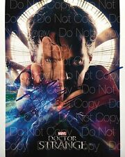 Doctor Strange signed Cumberbatch 8X10 photo picture poster autograph RP