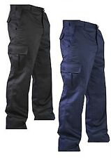 "New Mens Cargo Work Wear Combat Pants Trousers Size Available 30""-40"""