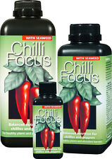 CHILI FOCUS - HOT PEPPER CONCENTRATED PLANT FEED - 1 LITRE