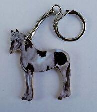 Gypsy Horse Keyring - HO22K