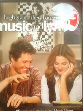 Music And Lyrics (DVD, 2007)  *USED   *