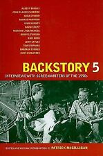 Backstory 5: Interviews with Screenwriters of the 1990s Backstory Paperback