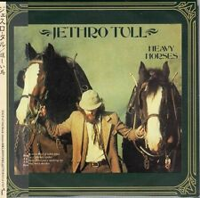 Jethro Tull: Heavy Horses Japan CD Mini-LP TOCP-67186 Mint (ian anderson Q
