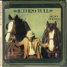 Jethro Tull: Heavy Horses Japan CD Mini-LP TOCP-67186 NM (ian anderson Q