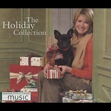 Martha Stewart Living Music: The Holiday Collection Deluxe Box Set 2005 by Maria