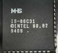 27 X Mhs is-80c31 8031 Microcontrolador 44 pines PLCC