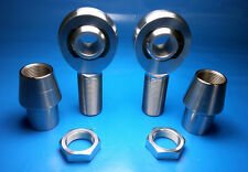 """Panhard 1-1/4 x 1"""" Bore Chromoly Rod Ends-Heim Joints (Fits 2"""" x.250 Tube) 1.25"""