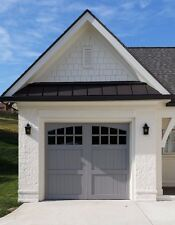 9 x 7 Spruce Charleston Design Sectional Overhead Carriage House Garage Door