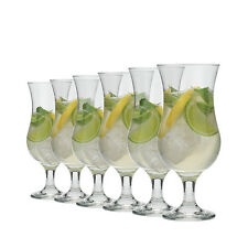 NEW Symphony Brim Cocktail Glass 460ml Set of 6 (RRP $30)