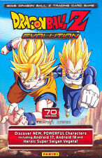 2015 DBZ Dragonball Z Panini Evolution Starter Deck SEALED & IN STOCK!
