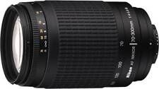 Nikon AF Zoom-Nikkor 70 - 300 mm f/4-5.6G Lens New