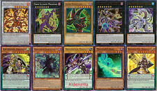 Yugioh Dark Magician Pendulum Deck - Arkana, Ebon Illusion High, Odd-Eyes Rod