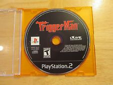 Trigger Man  (Sony PlayStation 2, 2004) **DISC ONLY**