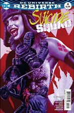 Suicide Squad #4 Comic Book Variant - DC Rebirth Harley Quinn Deadshot Katana