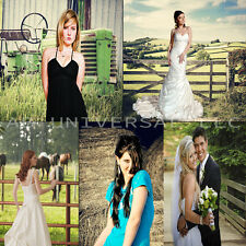FARM Vol 2 Digital Backgrounds Screen Photography Backdrops Frames Borders*****