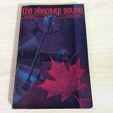 The Absolute Sound Issue Volume 9 Number 34, 1984 TAS MC Phono Step-Up Review