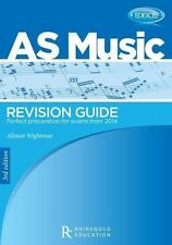 NEW - Edexcel AS Music Revision Guide by Alistair Wightman (Paperback, 2013)