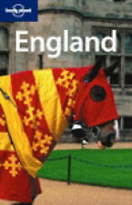England (Lonely Planet Country Guide), David Else