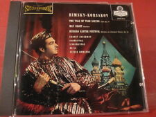 "CSCD 6012 RIMSKY KORSAKOV""TALE OF TSAR SALTAN"" (CLASSIC RECORD GOLD-CD/NEARMINT)"