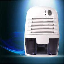 Mini Small Air Dehumidifier Perfect for Home/Bedroom/Kitchen/Bathroom/Car 500 ML