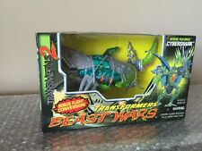 Hasbro Transformers Beast Wars  Transmetals 2 Cybershark NEW MISB SEALED BOX