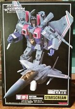 Transformers Masterpiece Starscream MP-3 HTF New Sealed