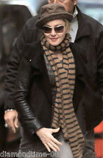 *** STUNNING ALL SAINTS SHEARLING LEATHER JACKET CELEBRITY FAV****