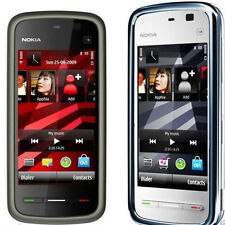 Nokia 5233 - white Smartphone With Box