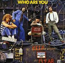 Who Are You - The Who CD POLYDOR