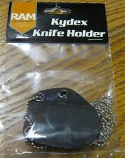 NEW RAM 1600 Kydex Neck Sheath & Chain for Kershaw Ken Onion Chive Folding Knife