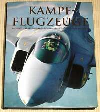 Großband - KAMPFFLUGZEUGE - Die besten Jäger und Jagdbomber der Welt - ab 1914