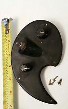 VINTAGE 1960s MIJ TEISCO ET-300 Control Plate Output Jack Volume Tone Pots
