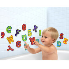 Nuby Art. 6140 Bath Alphabet Letters and Numbers
