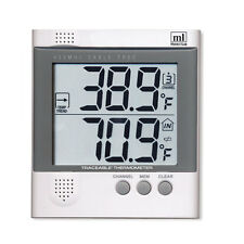 Traceable Wireless Radio-Signal Refrigerator Thermometer Thermometer with Rem...