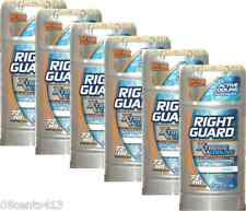"(6) Right Guard Xtreme Cooling ""Chill"" 72 Hour Antiperspirant & Deodorant Solid"