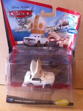 "DISNEY CARS DIECAST - ""Pope Pinion IV"" - Deluxe - Combined Postage"