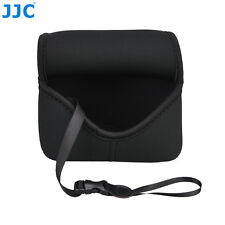 JJC Neoprene Camera Pouch Case Bag For Sony A6300 A6000+16-50mm X-T10+18mm lens