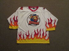 ECHL Peoria Rivermen 2000 Kelly Cup Champs Logo Jersey