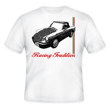 Alfa romeo 1986 spider inspiré 111-nouveau amazing graphic t-shirt s-m-l-xl - xxl