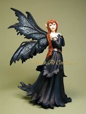 "Amy Brown Signature Series ""Restless"" Goth Fairy Figurine Retired 2006"
