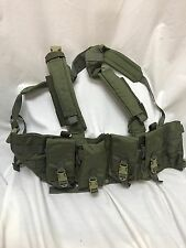 Eagle Industries MPCR Multi-Purpose Split-Front MOLLE Chest Rig Ranger Green