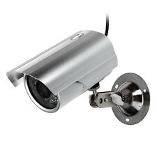 Home Outdoor Waterproof CCTV Security DVR Camera SD-Card Bullet Motion Detection
