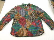 Patch Magic Group Inc. Quilt Jacket Polyester Filled Size Small Exc. Condition!