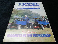 Model Engineering Magazine No 3842 16 Feb 1989 Featuring Stirling Engine