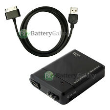 Portable Battery Charger+USB Cable for Samsung Galaxy 2 Tab Tablet Plus 7.0 10.1