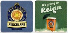 UK Beer Mat /Coaster - Everards Brewery - Leicestershire - Sunchaser