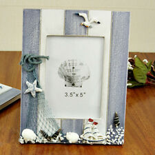 sea shore theme photo frame,sea gull decorative picture frame,beach photo frame