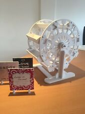 Candy Cart Ferris Wheel,New,Flatpack,45cm High. 3x Free Candy Signs